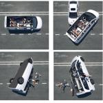 Accidente desde varias perspectivas
